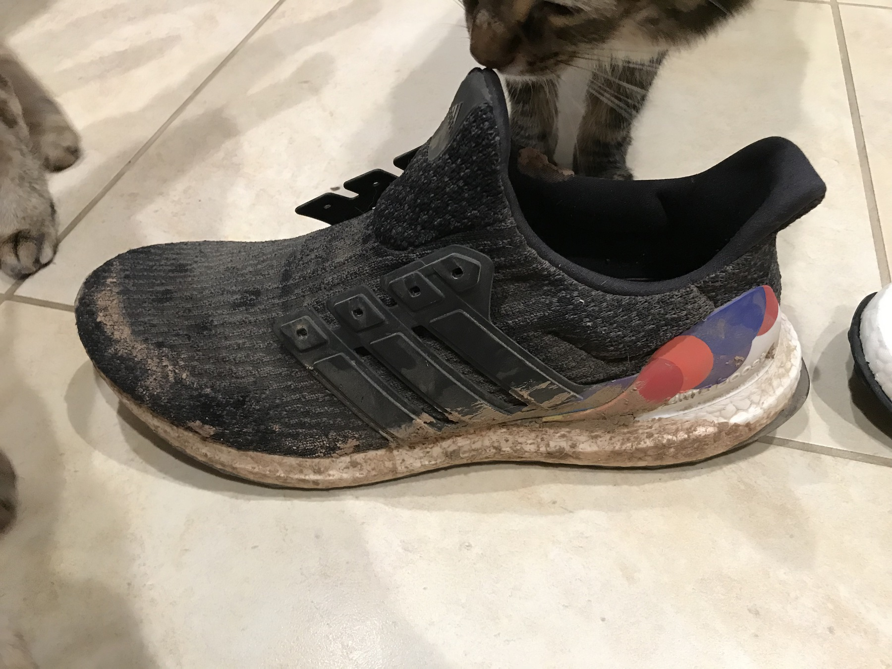 Boost dirty